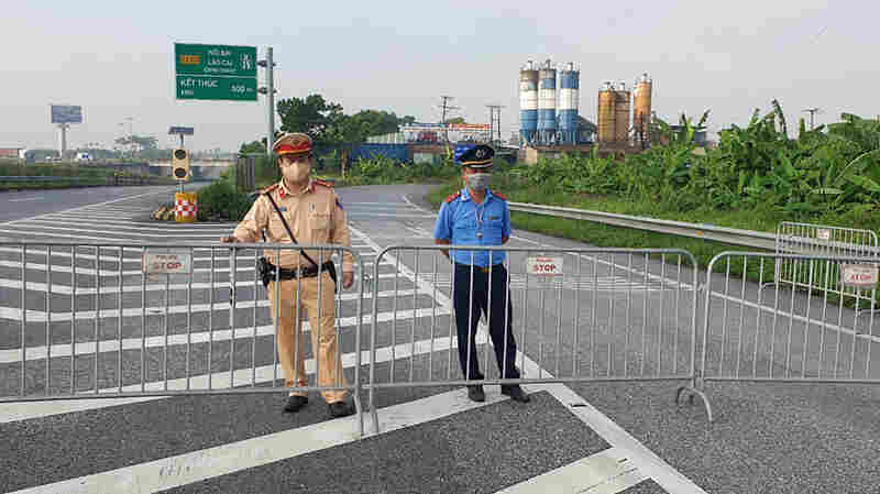 Vietnam Locks Down Hanoi For 15 Days As COVID-19 Cases Rise