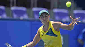The World's Top Female Tennis Player Is Eliminated In Her First Singles Olympic Match