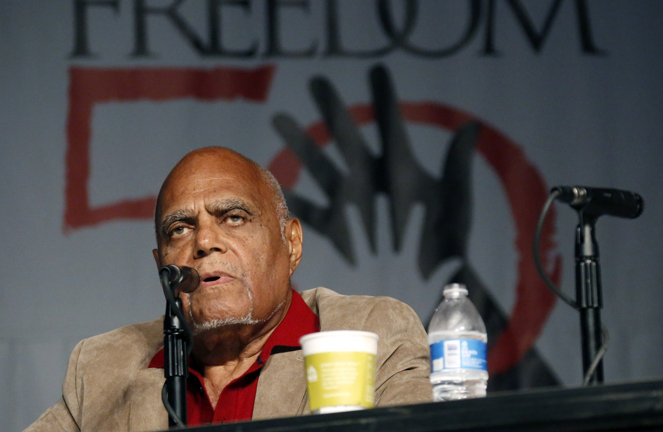 """Robert """"Bob"""" Moses led Black voter registration drives in the South during the 1964 Freedom Summer effort and later, founded a math training program to educate students in underfunded public schools. (Rogelio V. Solis/AP)"""