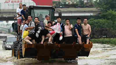 Once-In-A-Thousand-Year Floods In China Have Left Over One Million People Displaced