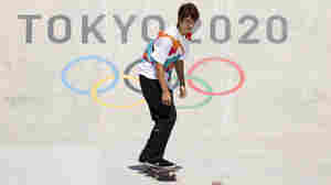 Japan's Own Wins First Skateboarding Medal At Tokyo Olympics