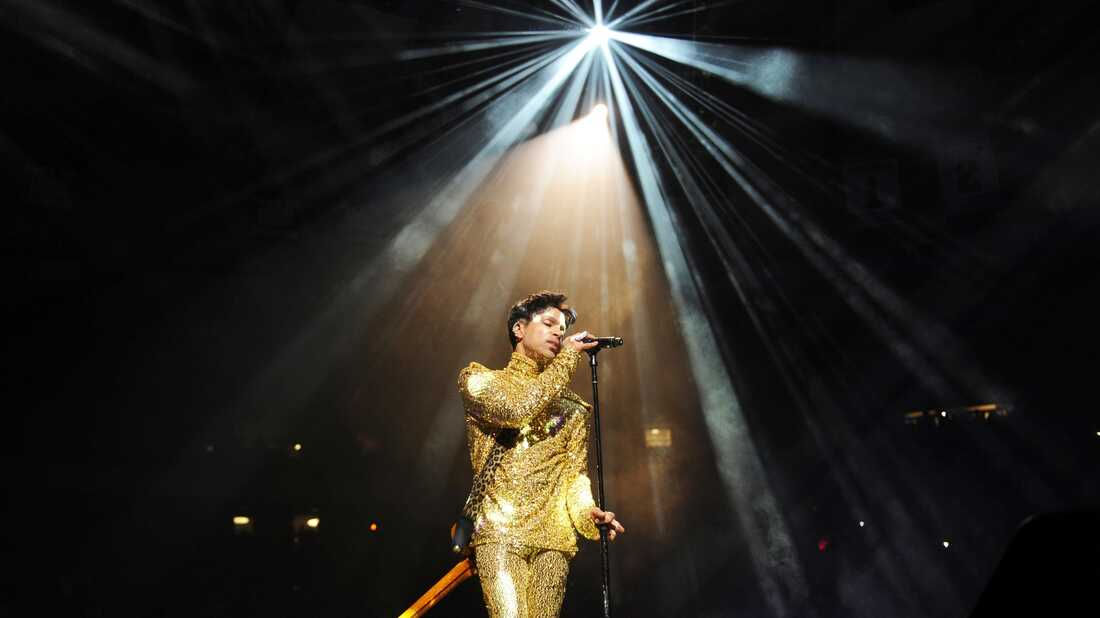 A Prismatic Prince Shines Again On 'Welcome 2 America'