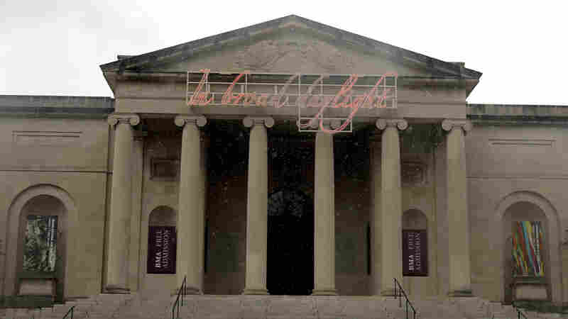 At This Baltimore Museum, Security Guards Will Be The Ones Curating The Exhibit