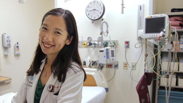 """Dr. Leana Wen is in favor of COVID-19 vaccine mandates. """"I don"""