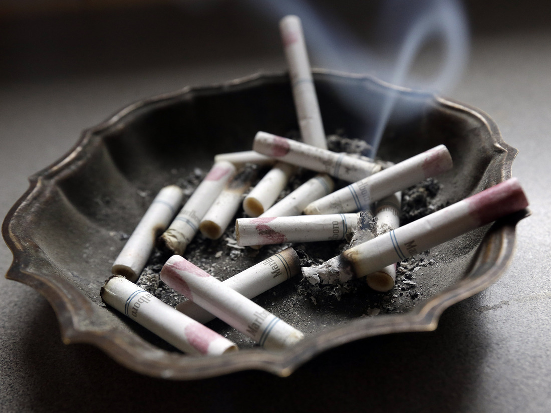 Philip Morris CEO says he will stop selling cigarettes in UK in 10 years: NPR