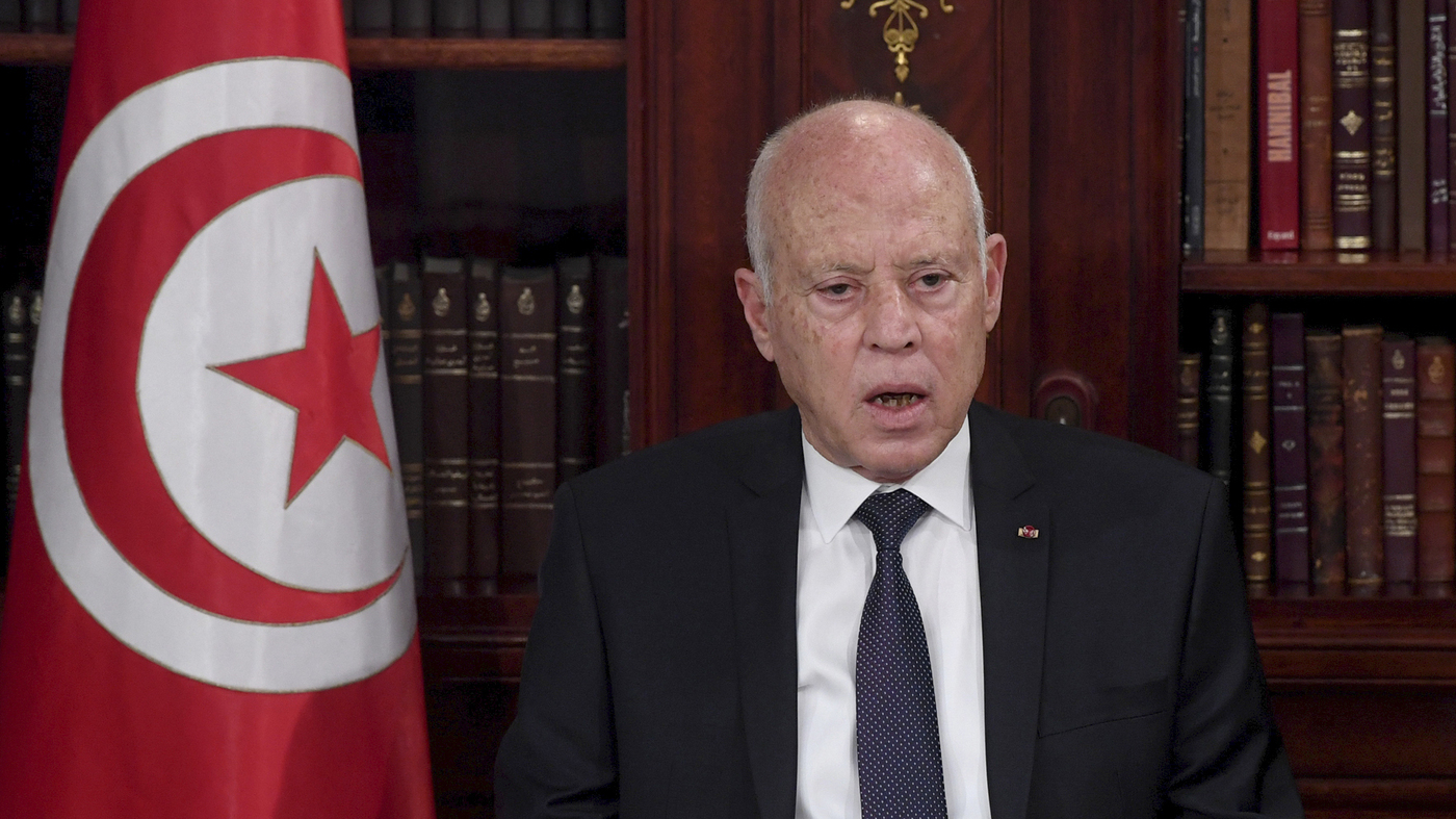 Tunisia's Nascent Democracy Is In Crisis. But Trouble Has Been Brewing For A Decade
