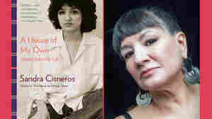 How Sandra Cisneros Found Space To Be 'Barefoot' And 'Rude'