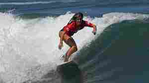Surfing Makes Waves At The Olympics For The First Time