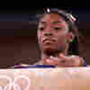 After A Rough Day For Team USA, Simone Biles Says The Pressure Is Getting To Her