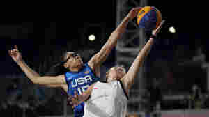 The U.S. Will Likely Medal In 3x3 Basketball. What To Know About The New Sport