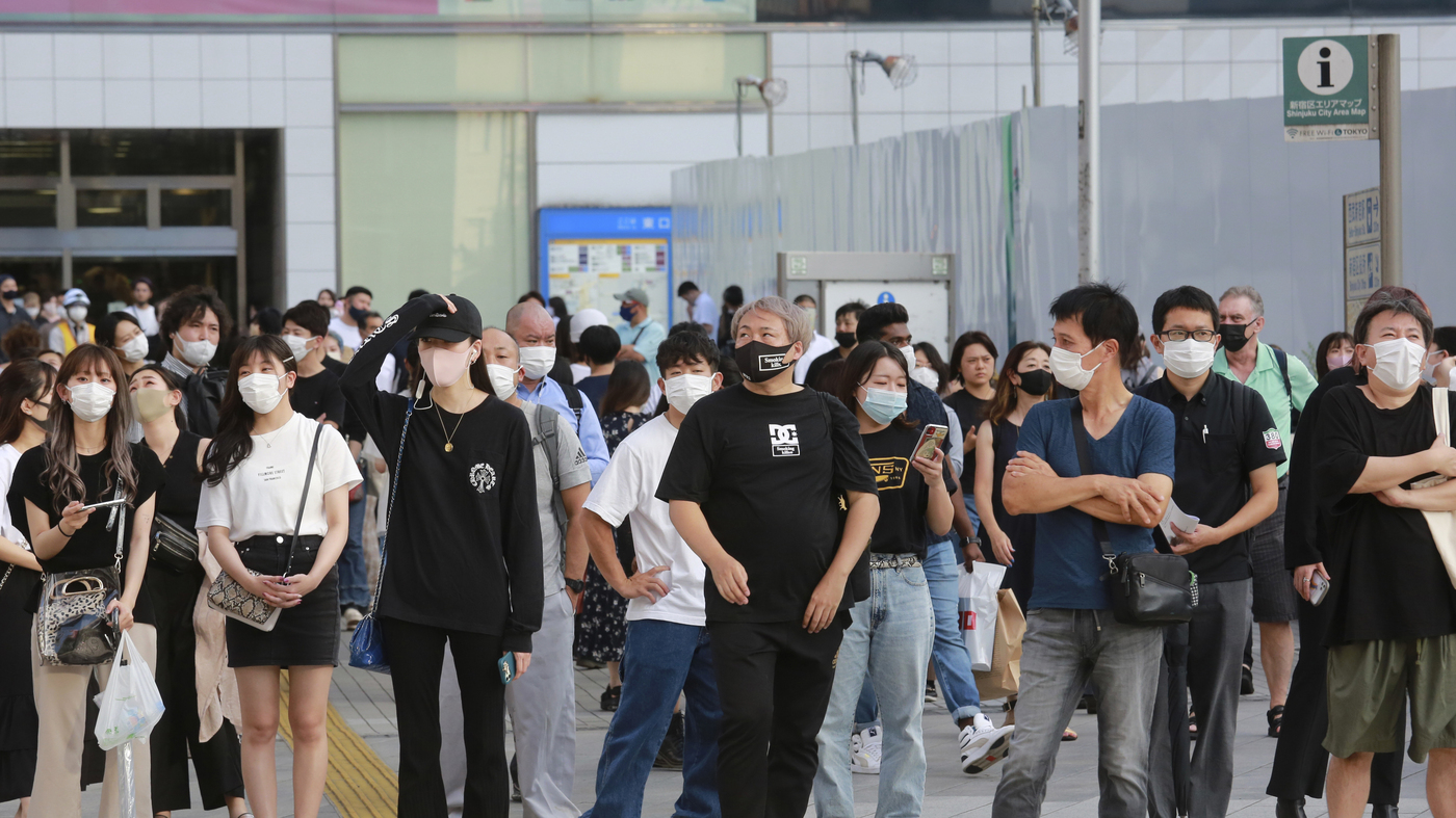 With All Eyes On Tokyo, The City Has Just Hit A New High In COVID-19 Cases