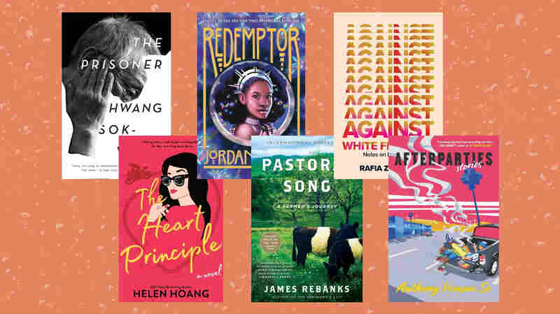 August Book-Ahead: What We're Excited To Read Next Month