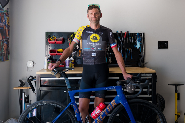Phil Gaimon knows accidents are part of his sport. He had retired from competitive road cycling three years earlier, but a recruiting call came in the spring of 2019 from a coach of the USA Olympics Cycling track team.