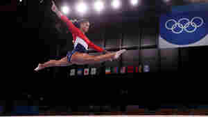 When Simone Biles Pulled Out, Jordan Chiles Stepped In