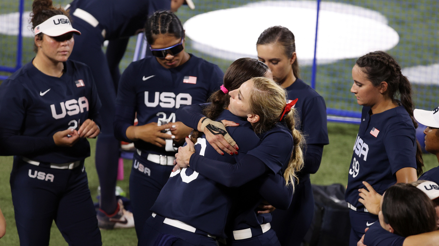 The U.S. Takes The Silver In Softball After Falling To Japan In Long-Awaited Rematch