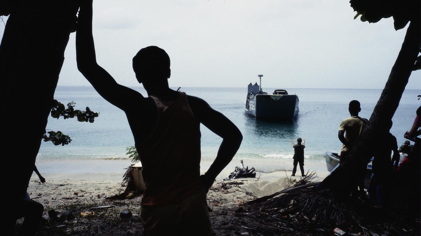 Grenada: Nobody's Backyard