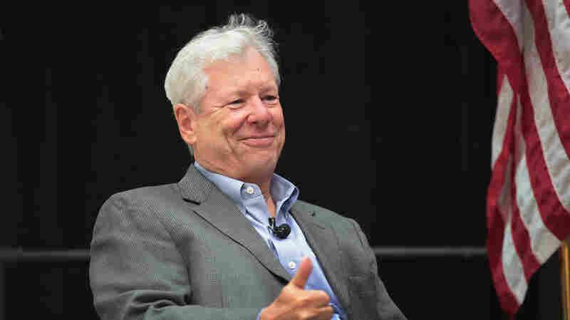 Nudge Vs Shove: A Conversation With Richard Thaler