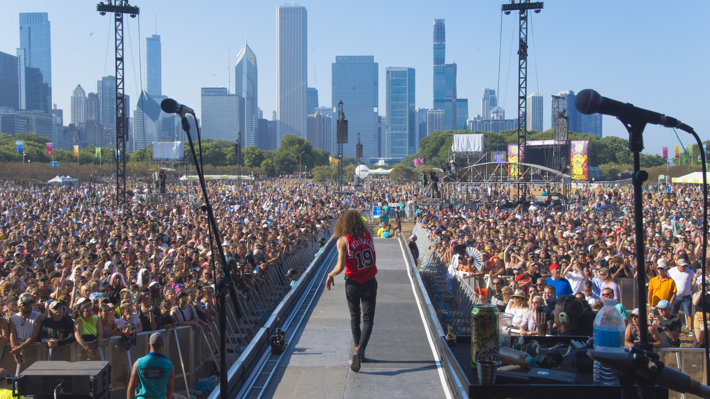 Lollapalooza To Require Vaccination Card Or Negative Test To Attend The Festival – NPR