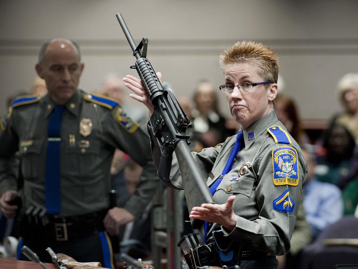 Gun Maker Offers Sandy Hook Families $ 33 Million Settlement Proposal: NPR
