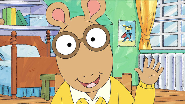 Arthur first aired on PBS KIDS in 1996.