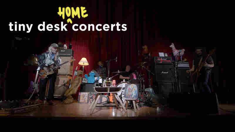 Dinosaur Jr.: Tiny Desk (Home) Concert