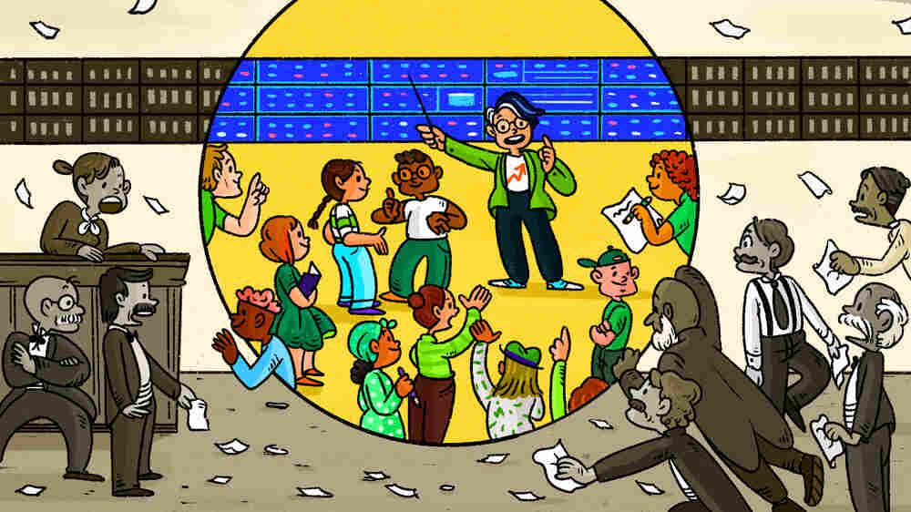 Planet Money Summer School 1: The Stock Market