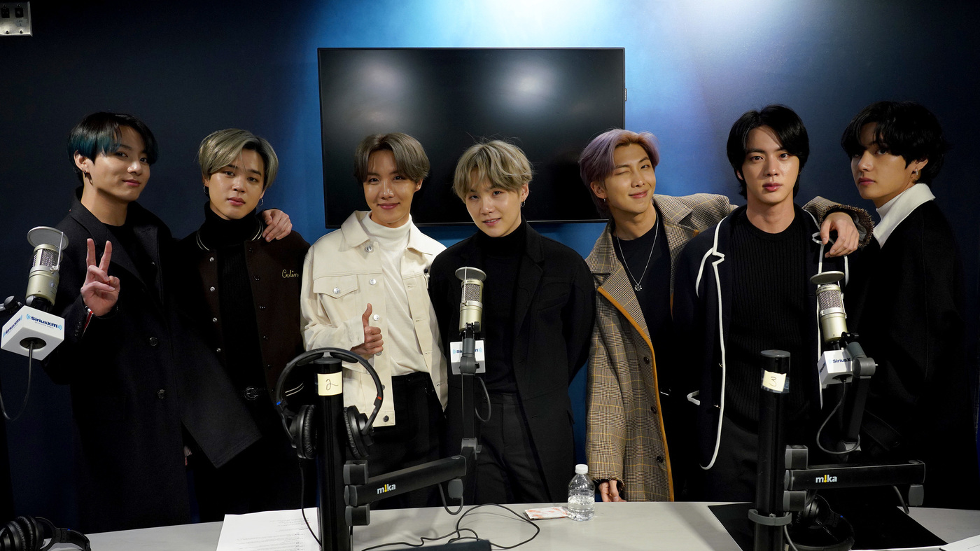 BTS: The Band That Moves The Economy