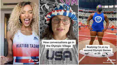 Olympians Are Dominating TikTok. Here's How To Follow Along