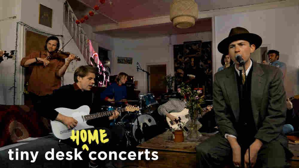 Shame: Tiny Desk (Home) Concert