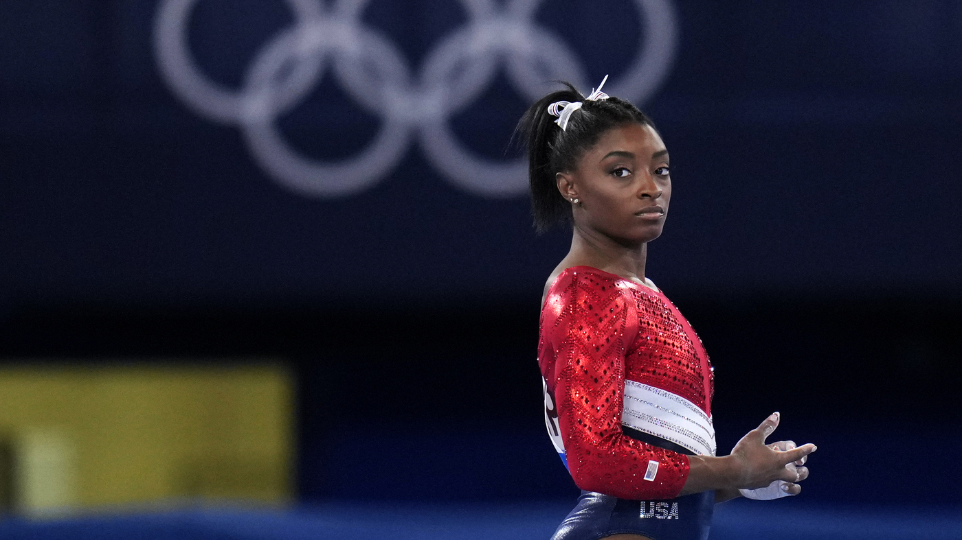 Simone Biles' Olympic Sponsors Praise Her For Putting Mental Health First