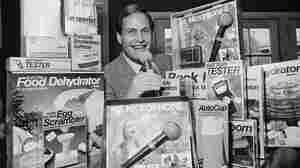 Ron Popeil, Pioneer Of 'Wait...There's More!' Late-Night Infomercials, Is Dead At 86