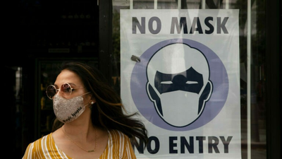 D.C. Reinstates Indoor Mask Mandate For All Individuals Starting Saturday