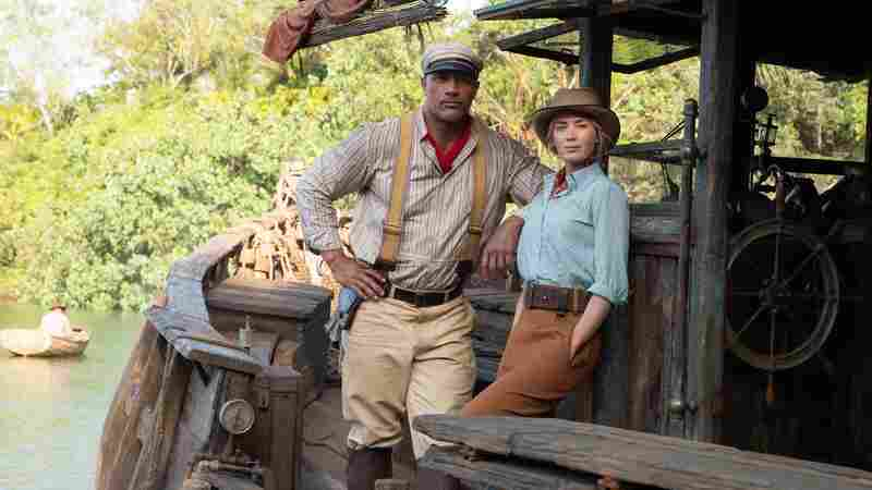 You've Ridden This 'Jungle Cruise' Before