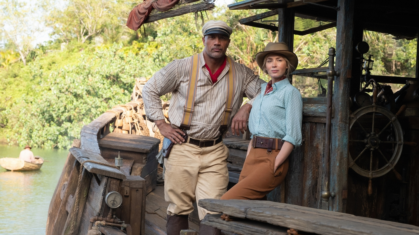 Jungle Cruise And What's Making Us Happy