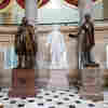 All But 5% Of U.S. Capitol Sculptures Are Of Men. Some Senators Want To Change That