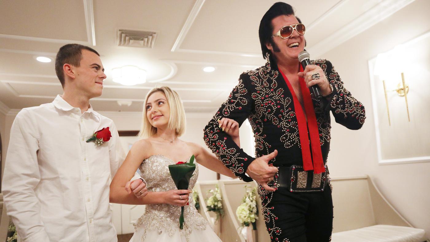 Marriage Boom: Sin City Edition
