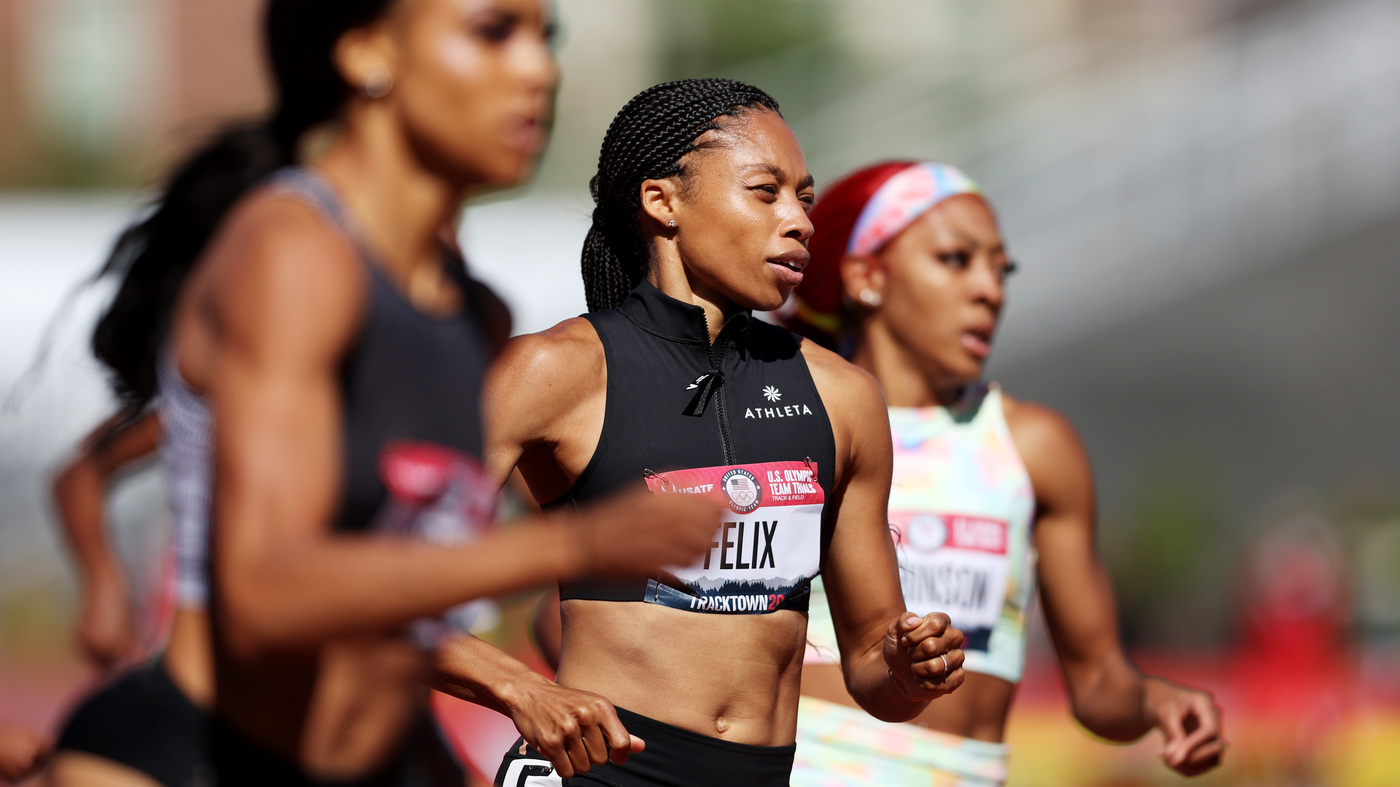 7 Things To Look For As Track And Field Begins At The Olympics - NPR