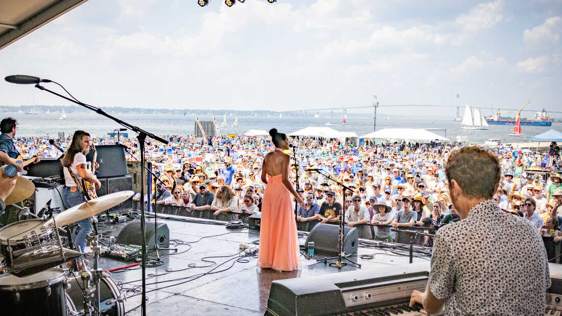 Newport Folk Festival Returns, In A Year Defined By Uncertainty