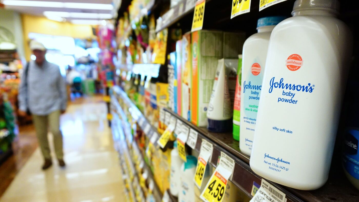 Johnson & Johnson Targeted Black Women With Products Linked To Cancer, Lawsuit Says