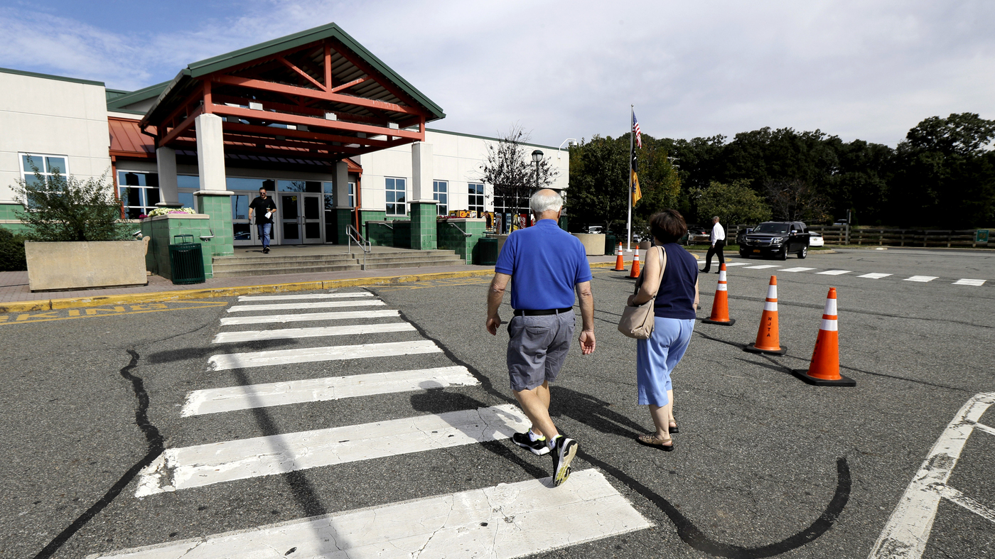 Opinion: New Jersey Renames Its Rest Stops As A Nation Rethinks Monuments