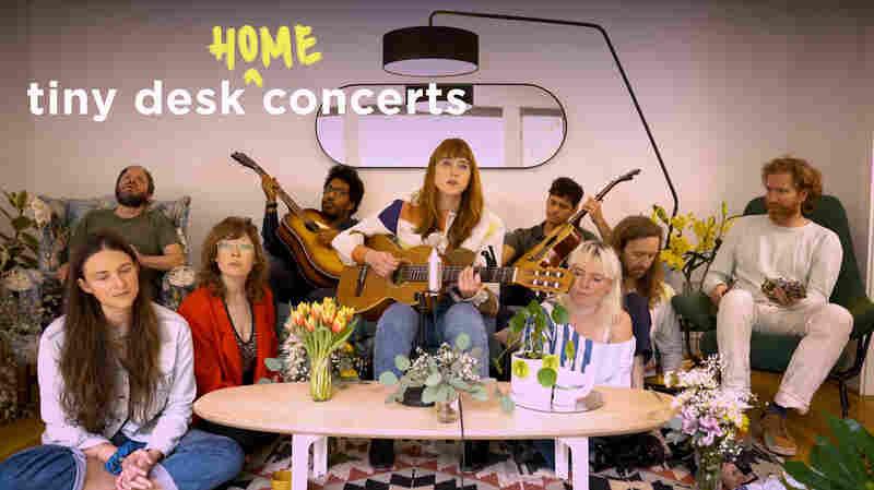 Flock Of Dimes: Tiny Desk (Home) Concert
