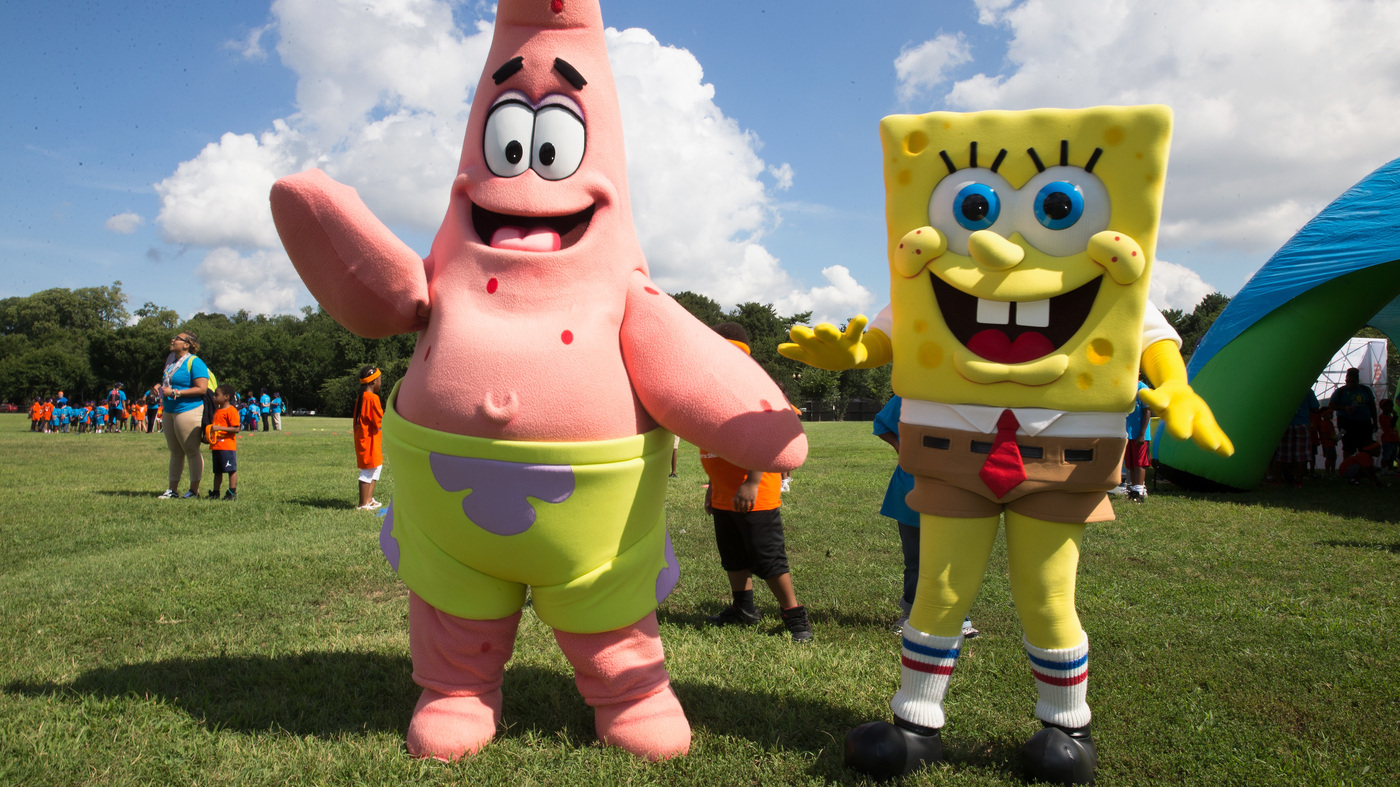 A Research Vessel Found SpongeBob Lookalikes A Mile Under The Ocean s Surface
