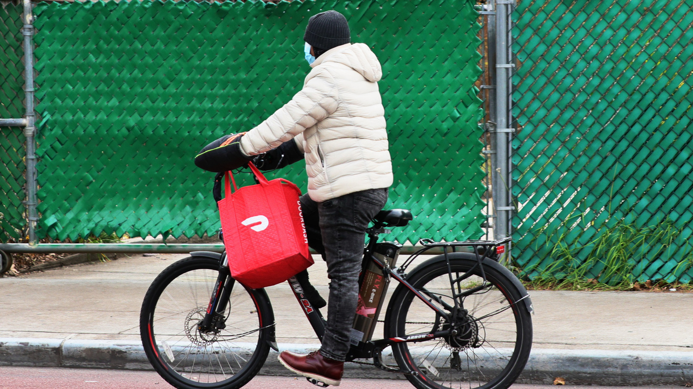 Why DoorDash Drivers Are On Strike