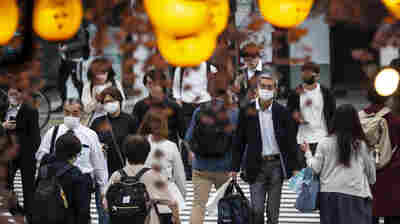 Tokyo's New COVID-19 Infections Hit A Record Again, Topping 4,000 For The First Time