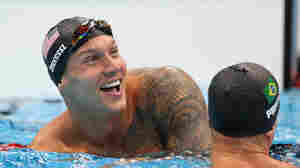 Caeleb Dressel Is Leaving Tokyo With Five Olympic Gold Medals