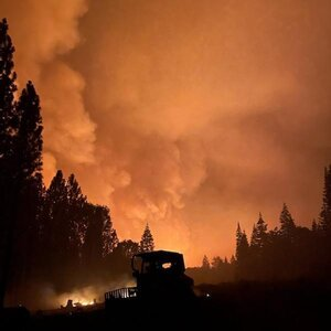 Western Wildfires May Take Weeks To Months To Contain