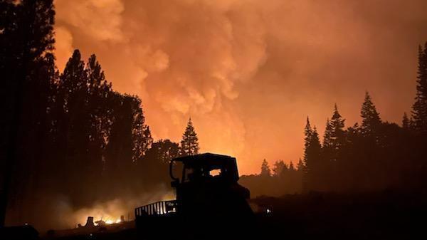 Oregon Wildfire Could Burn Until Fall, As Fire Season Worsens - NPR