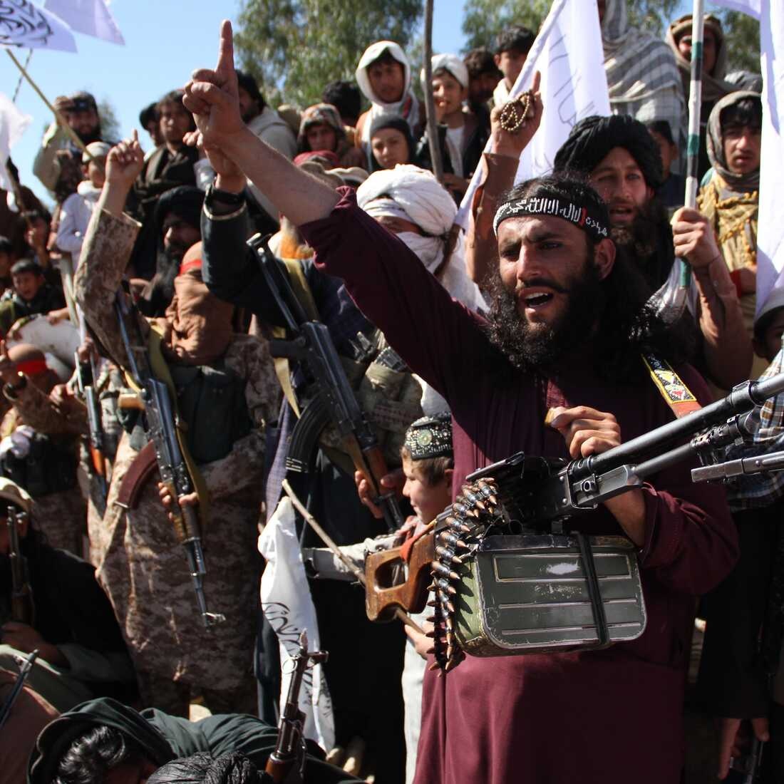 The Taliban Say They've Changed. Experts Aren't Buying It And Fear For  Afghanistan : NPR