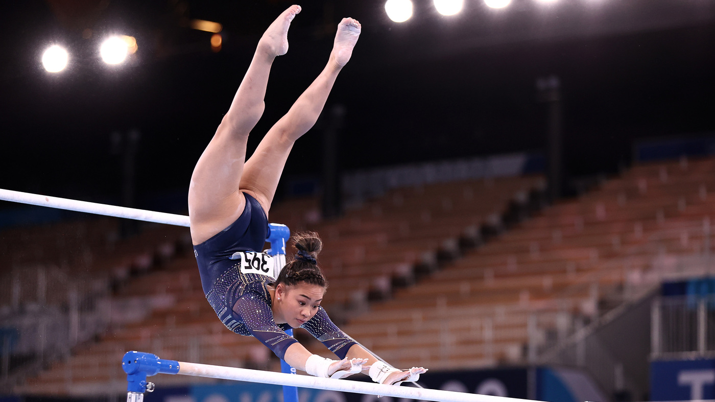 Sunisa Lee Takes Bronze In The Olympic Uneven Bars Final
