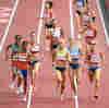An Olympic Runner Fell During The Last Lap Of The 1,500. She Still Won The Race
